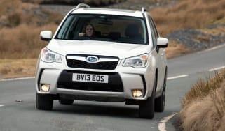 Subaru Forester XT petrol