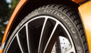 Pirelli winter tyres campaign - header