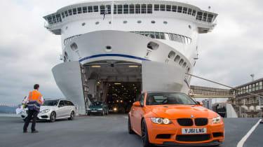 BMW M3 & M4 GTS - ferry