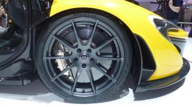 McLaren P1 alloy wheel
