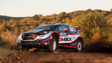 WRC R5 Argentina - Ford