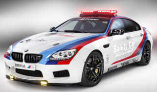 BMW M6 Gran Coupe 2013 MotoGP safety car