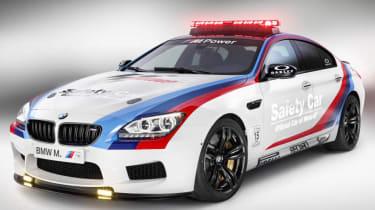 BMW M6 Gran Coupe 2013 MotoGP safety car