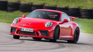 Porsche 911 GT3 - cornering