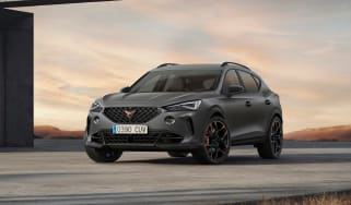 Cupra Formentor VZ5 revealed grey