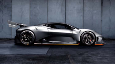 Brabham BT62 side