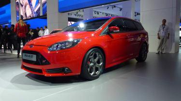 Ford Focus ST estate