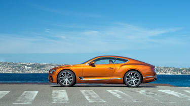 Bentley Continental GT review – statoc