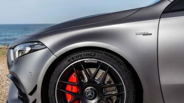 Mercedes-AMG A45 S wheel