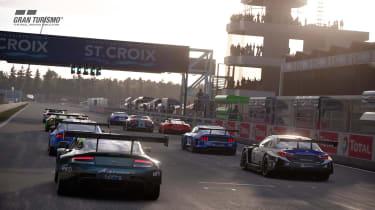 Gran Turismo Sport - Circuit de Sainte-Croix