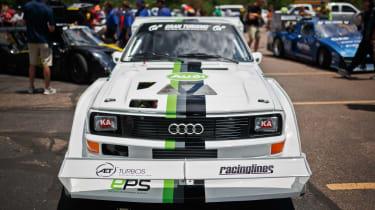 Audi Quattro hillclimb