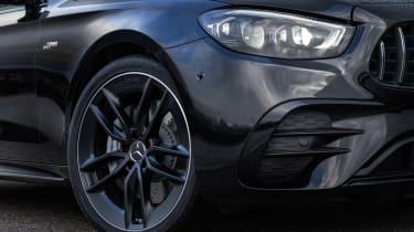 2021 Mercedes-AMG E53 4Matic+ Estate - wheel