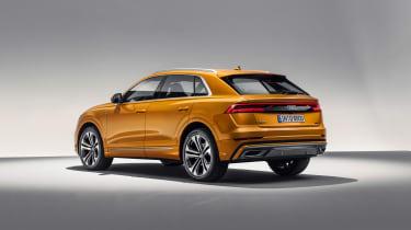 Audi Q8 TDI - rear quarter