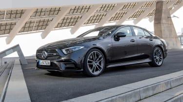 Mercedes-AMG CLS 53 - front quarter