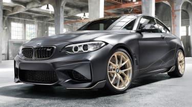 BMW M Performance Parts Concept – front quarter