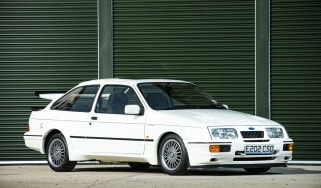 Ford Sierra Cosworth RS500 – front quarter