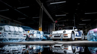 Ford RS200 - opener