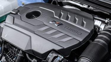 2020 Hyundai i30 N – engine