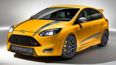 Ford Focus line-up