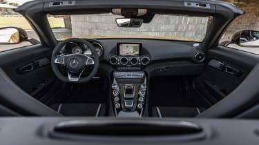 Mercedes-AMG GT C Roadster - interior