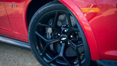 Chevrolet Camaro Z/28 - Wheels