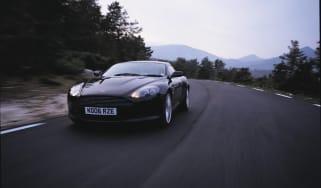 Aston Martin DB9 Sports Pack