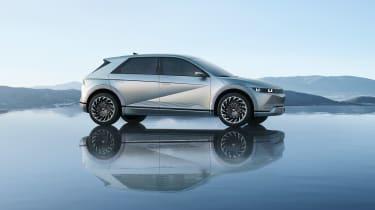 Hyundai Ioniq 5 profileHyundai Ioniq 5