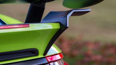 TechArt GTStreet R - Rear wing