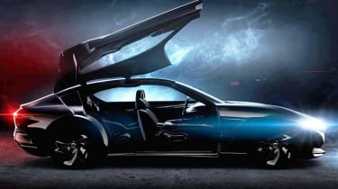 Pininfarina HK GT - side