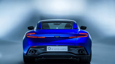 Q by Aston Martin DB11 - rear