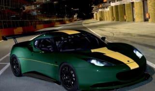 Lotus Evora Cup racer