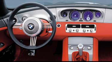 BMW Z8 – dashboard