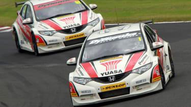 British Touring Cars preview: Matt Neal Honda Civic driver