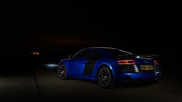 Audi R8 LMX night drive - static