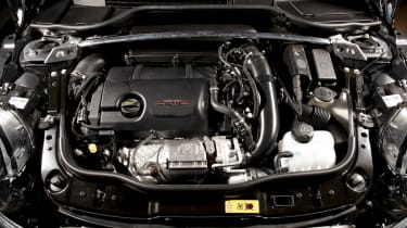 2013 Mini John Cooper Works GP 1.6-litre turbo engine