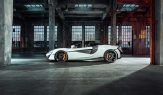 Novitec McLaren 570S Spider – side