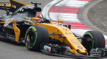 Formula 1: China - Renault