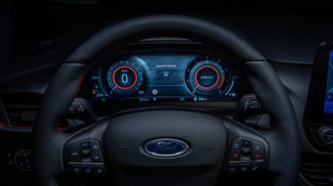 2022 Ford Fiesta ST –dials