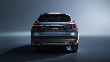 Maserati Levante hybrid – rear