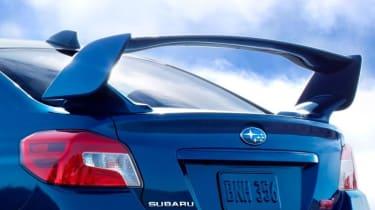 Subaru WRX STI pictures leaked