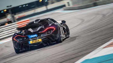 McLaren P1 video review