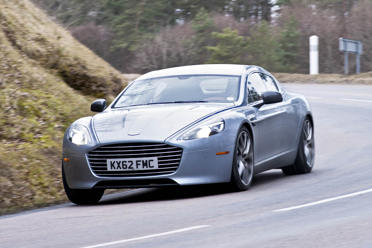 2013 Aston Martin Rapide S Review And Pictures Evo
