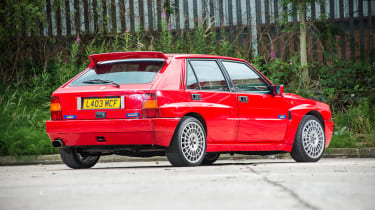 Jay Kay Lancia Delta Integrale - rear three quarter