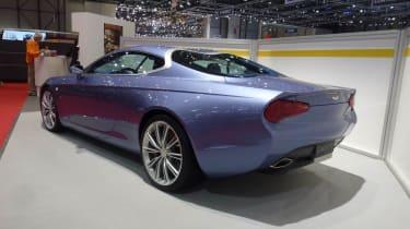 Geneva tuners: Zagato Aston