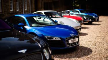 Overdrive car club – 1