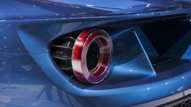 2016 Ford GT - tail light