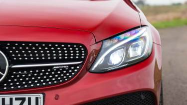 Mercedes-AMG C43 Saloon - Grille