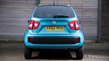 Suzuki Ignis rear static