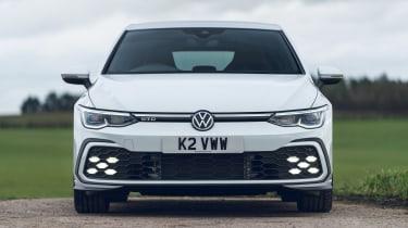 Volkswagen Golf GTD 2021 review - nose