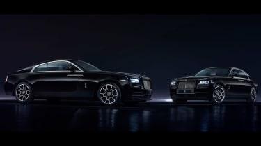 Rolls Royce Black Edition